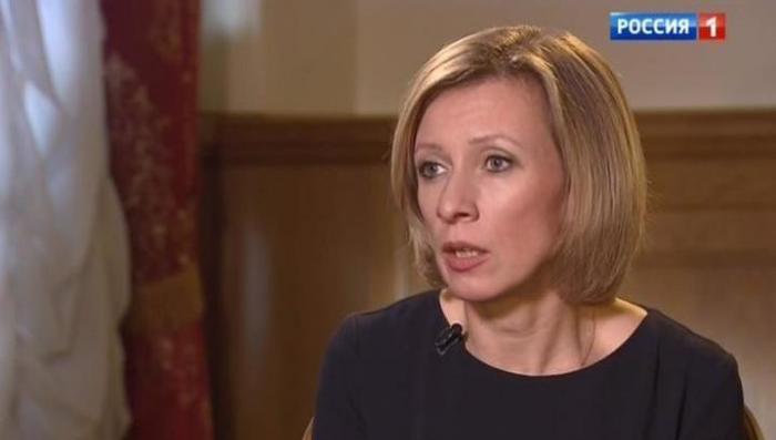 Мария Захарова рассказала, чему и как учится у военных