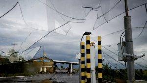 Украинские снаряды вновь разорвались на территории России
