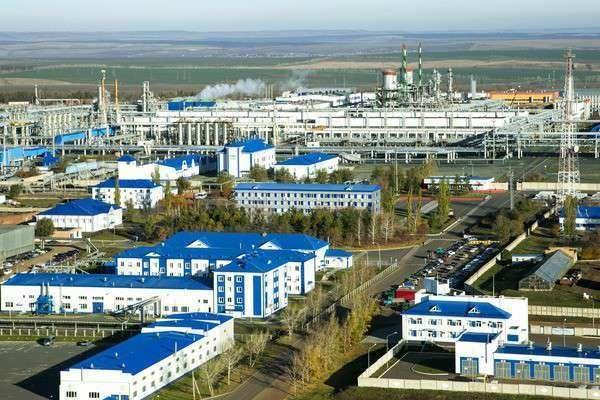 Газпром запустил полный цикл производства жидкого гелия