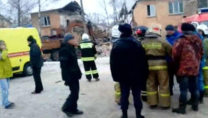 В Иваново утром 6 ноября произошёл взрыв бытого газа в жилом доме