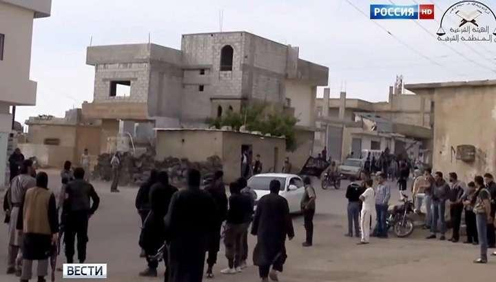 Американские наёмники сбежали из ИГИЛ с казной террористов