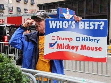США есть что скрывать на выборах – Contra Magazin