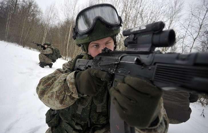 Российская армия получила более 120 тыс. боевых комплектов «Ратник»