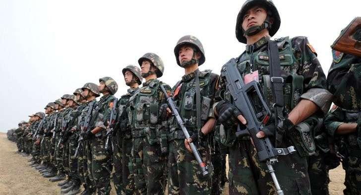 Китай наконец подключился к боевым действиям в Сирии