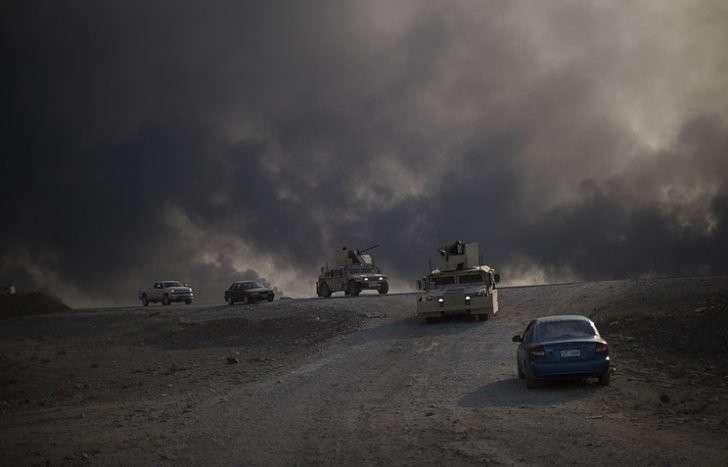 Исламские боевики изэкстремистской группировки взяли взаложники 1600 граждан Мосула— ООН