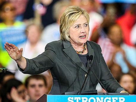 Экс-охранник Белого дома рассказал, как Хиллари Клинтон била супруга