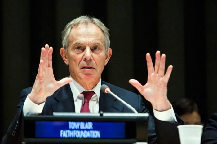 Заветам Оруэлла верны: «миротворчество» Великобритании на Ближнем Востоке