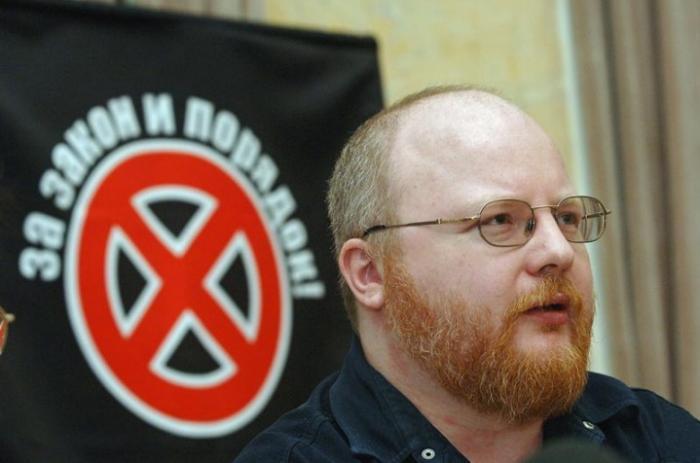 Марши еврейских нацистов по Москве, почему-то называющих себя русскими