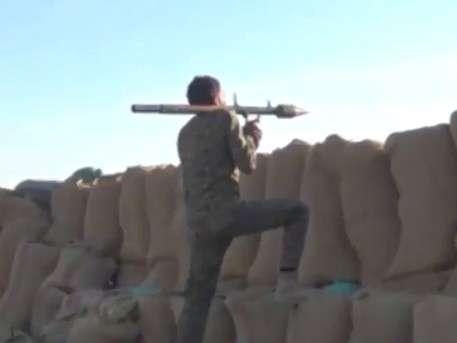 Сирийские военные выбивают американских наёмников ИГИЛ из окружённого Дейр-эз-Зора