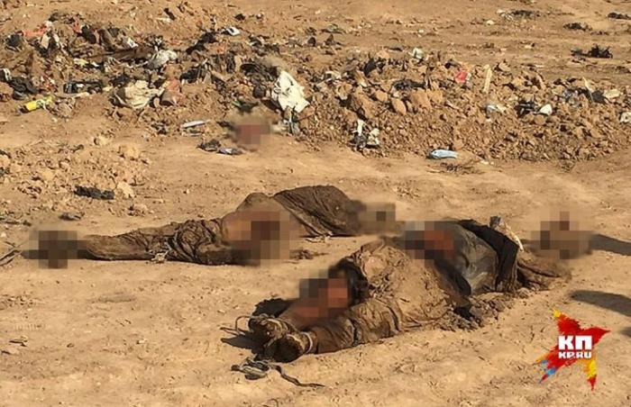Резня под Мосулом: американские наёмники убивают гражданских