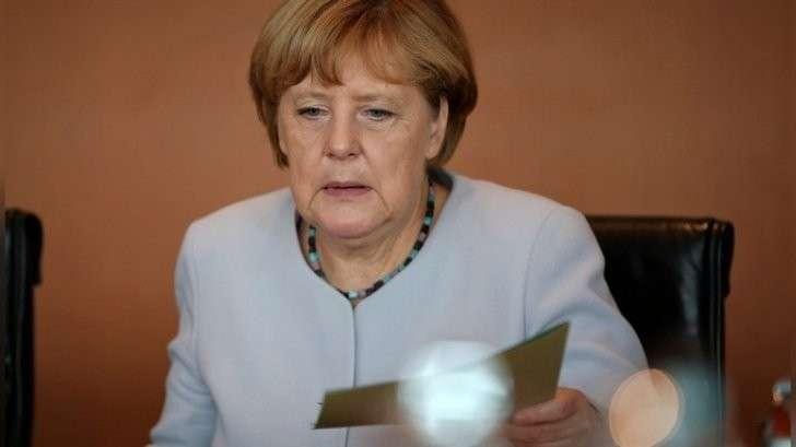 Меркель сообщила обугрозе русских кибератак