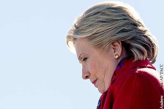 Клинтон позвонила Трампу и признала поражение в выборах