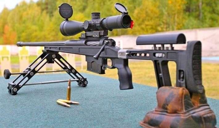13. Снайперскую винтовку «Точность» подготовили к серийным поставкам Сделано у нас, политика, факты
