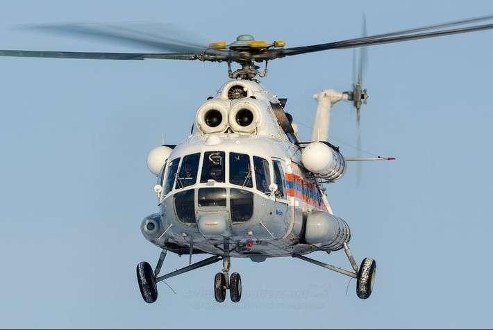14. Красноярский авиационно-спасательный центр МЧС России получил новый Ми-8 Сделано у нас, политика, факты