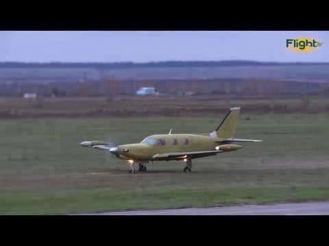46. Самолет DS-18 совершил первый полет Сделано у нас, политика, факты