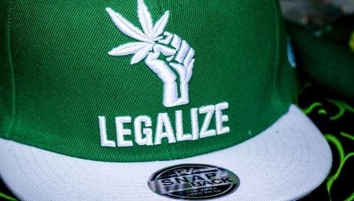 Наркотик марихуану легализовали Невада, Калифорния и Массачусетс