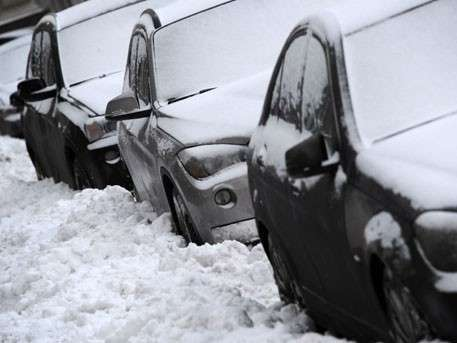 В Москве сегодня наступил настоящий ледяной апокалипсис