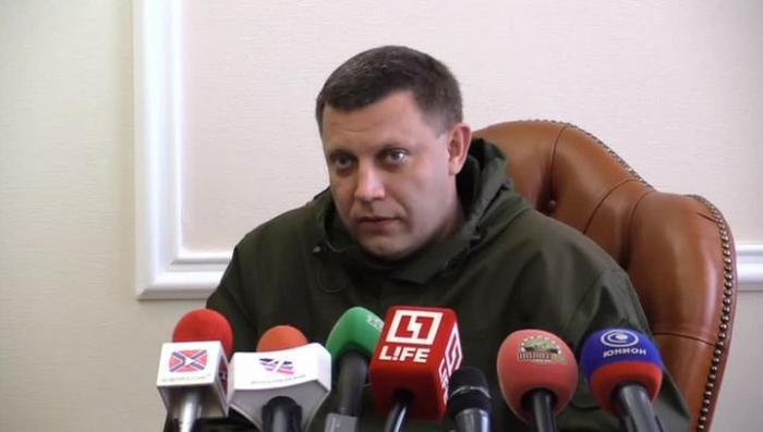 Глава ДНР назвал имена причастных к убийству Моторолы