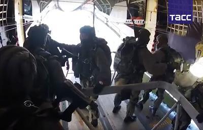 «Славянское братство — 2016»: лучшие кадры учений спецназа