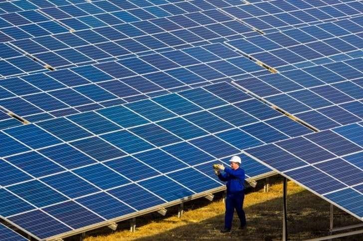 20. Подписан договор о строительстве в Ставропольском крае солнечной электростанции мощностью 15 МВт Сделано у нас, политика, факты
