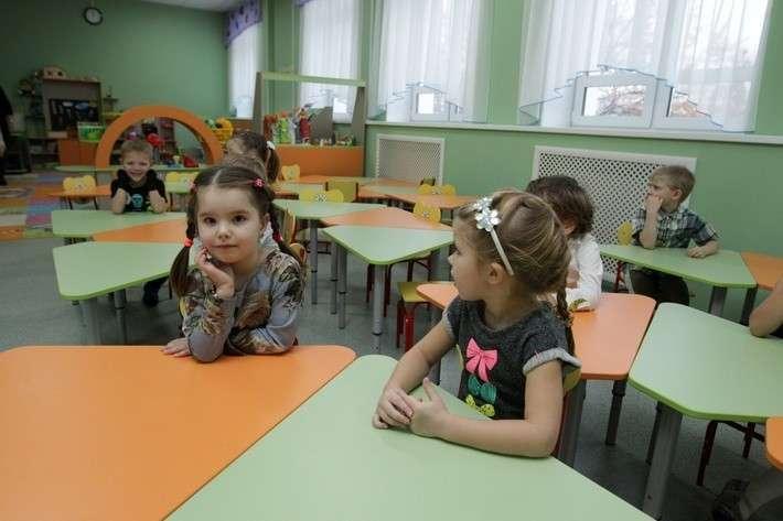 2. В Санкт-Петербурге отрыли детский сад Сделано у нас, политика, факты