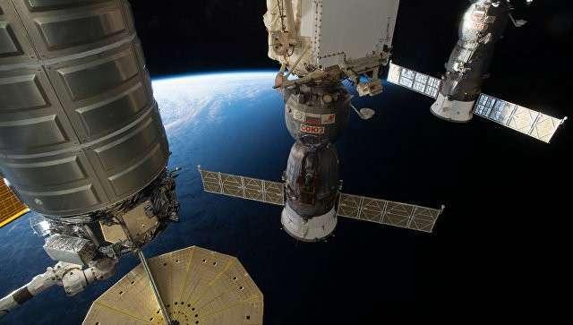 29. На МКС впервые появится искусственная гравитация Сделано у нас, политика, факты