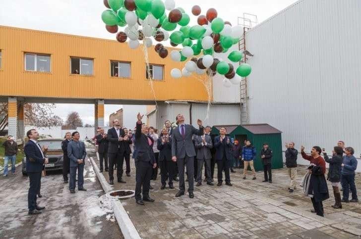 34. В Московской области создан кластер легкой промышленности Сделано у нас, политика, факты
