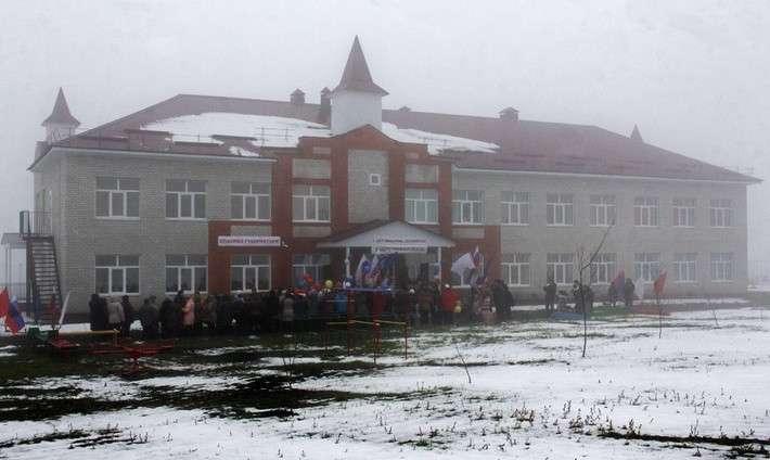 3. В Орловской области открылся новый детский сад на 95 мест Сделано у нас, политика, факты