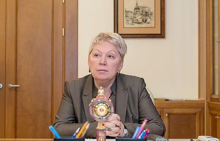 Министр образования Ольга Васильева ответила еврейскому кагалу в России по поводу Сталина