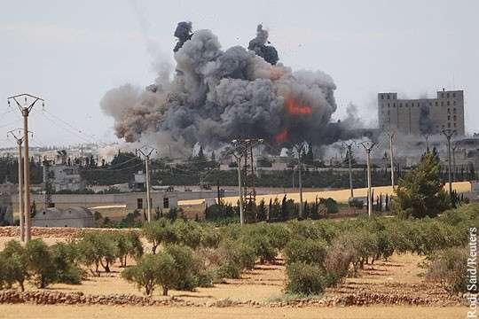 Россия выбирает момент для массового удара по сирийским боевикам