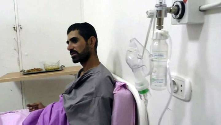 Хлор и белый фосфор: боевики применяют химоружие в Алеппо!