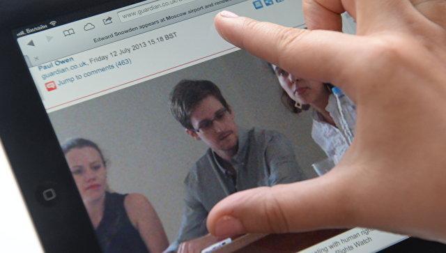 Сноуден рассказал, как на нем отразятся результаты выборов в США