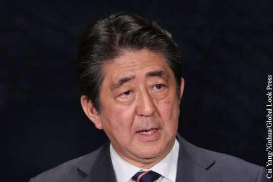 Абэ пригрозил разрывом с США из-за требований Трампа