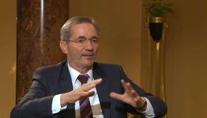 Маттиас Платцек из Германии: за время действия санкций ничего не улучшилось