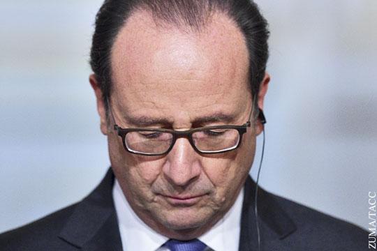 Импичмент Олланду по вопросу войны в Сирии может стать ударом по Мари Ле Пен