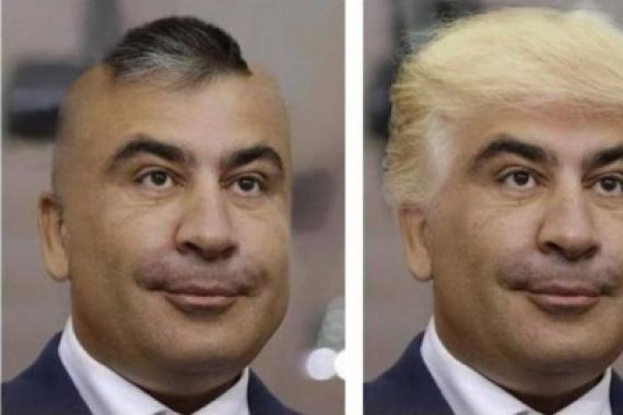 Яйца Саакашвили, трампово несчастье укров и Грузия в опасности!