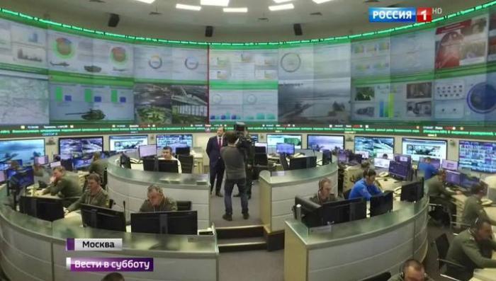 Эксклюзивный репортаж: «Вести в субботу» проникли в Национальный центр обороны