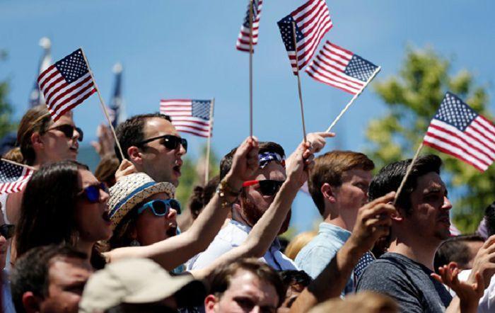Какая революция начинает раскручиваться в Америке сегодня?
