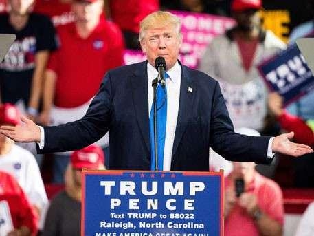 Факты говорят о том, что импичмента Трампу в ближайшее время не будет