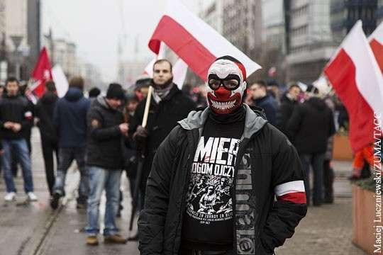Польские националисты делают то, о чем думают рядовые поляки, и о чем молчат польские политики