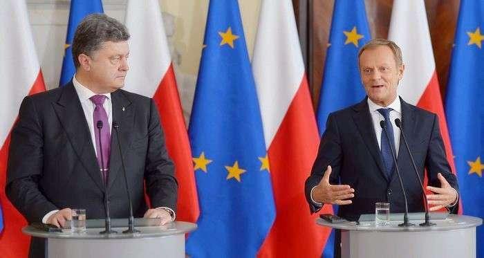 Порошенко сдался Польше. Киев пытается попасть в НАТО как протеже Варшавы