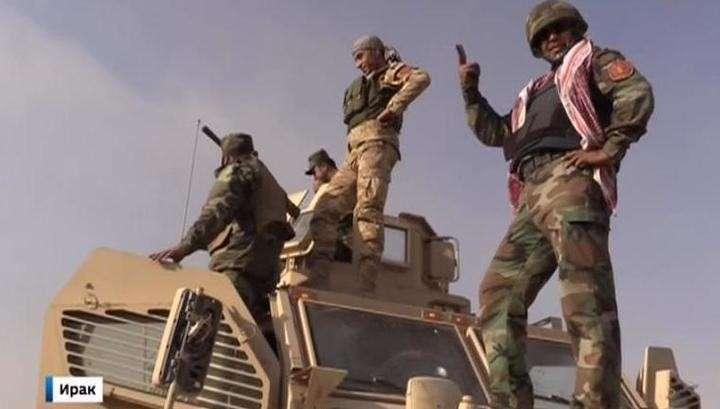Сражение за Мосул: американские наёмники спрятались глубоко под землю