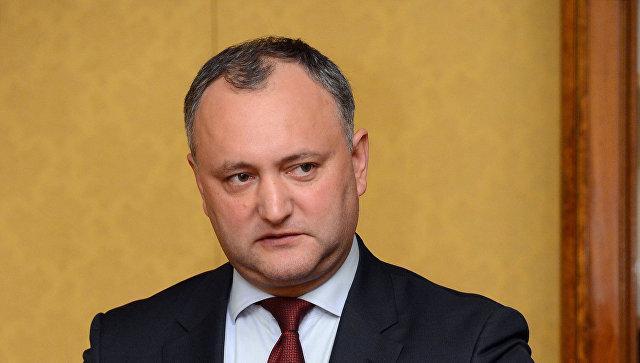 Антилиберальный поворот: генерал Додон объявил о своей победе на выборах президента Молдавии