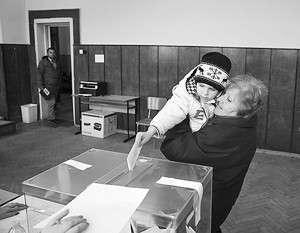 В Болгарии и Молдавии проходят вторые туры президентских выборов