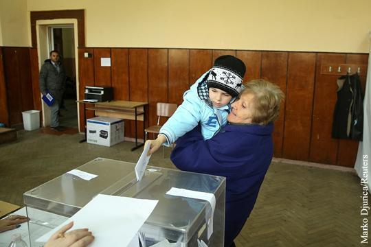 Болгария и Молдавия выбирают пророссийских президентов