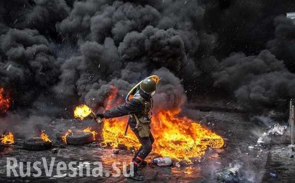 На Украине создан штаб поборьбе с«третьим майданом» — в город введена военная техника (ВИДЕО) | Русская весна