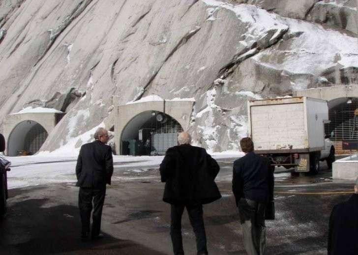 Землятресение в Новой Зеландии: бункеры мирового правительства под ударом!