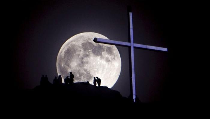 Суперлуние: кто сможет увидеть Луну максимально близко