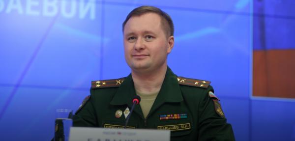 Михаил Николаевич Барышев делает решающий вклад в будущее
