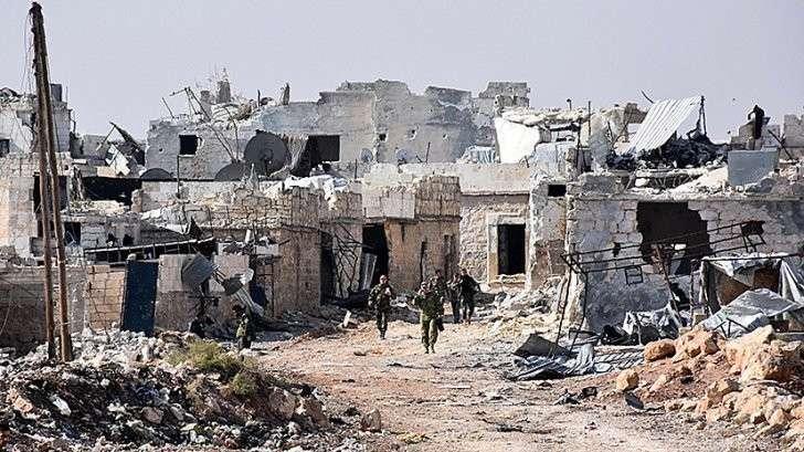 «Запад в упор не видит преступлений боевиков»: Минобороны о применении хлора в Алеппо